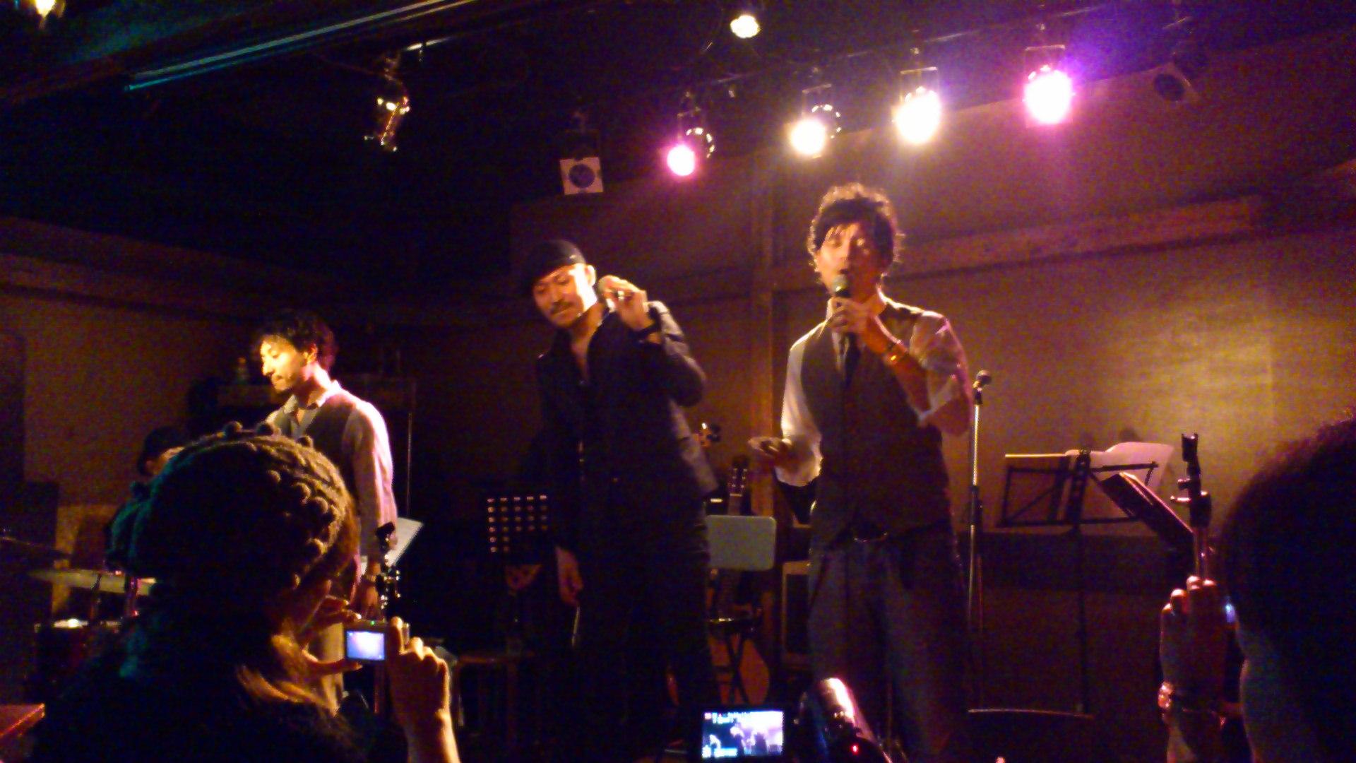 今日も渋谷で、、、。