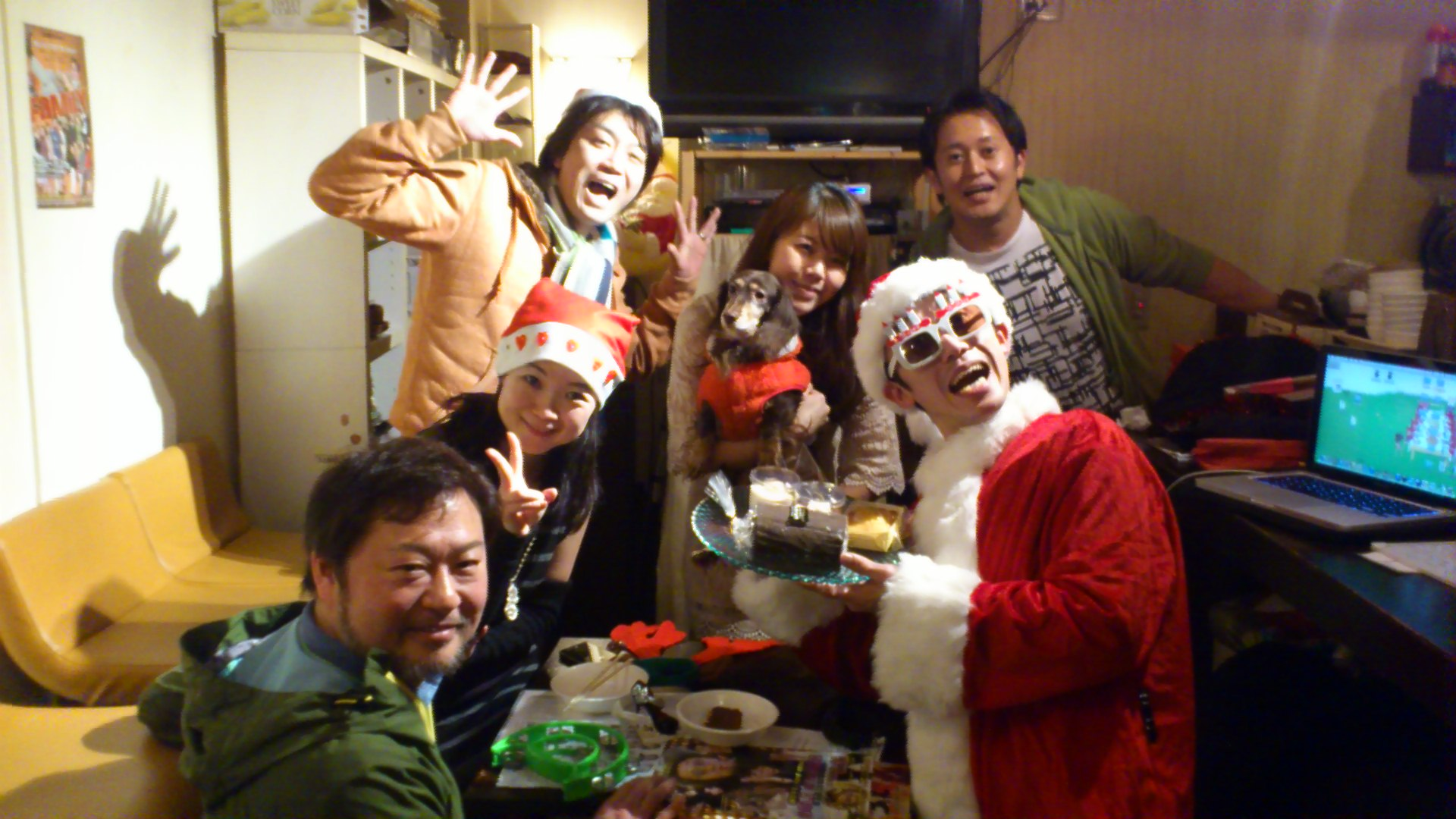 メリークリスマスっ!!
